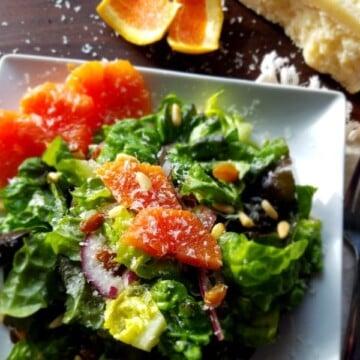 Cara Cara Orange Salad