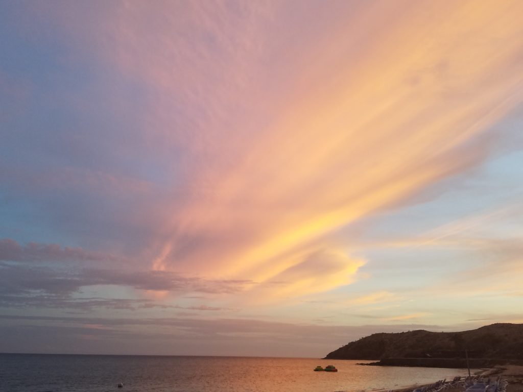 Cockleshell Beach Sunset
