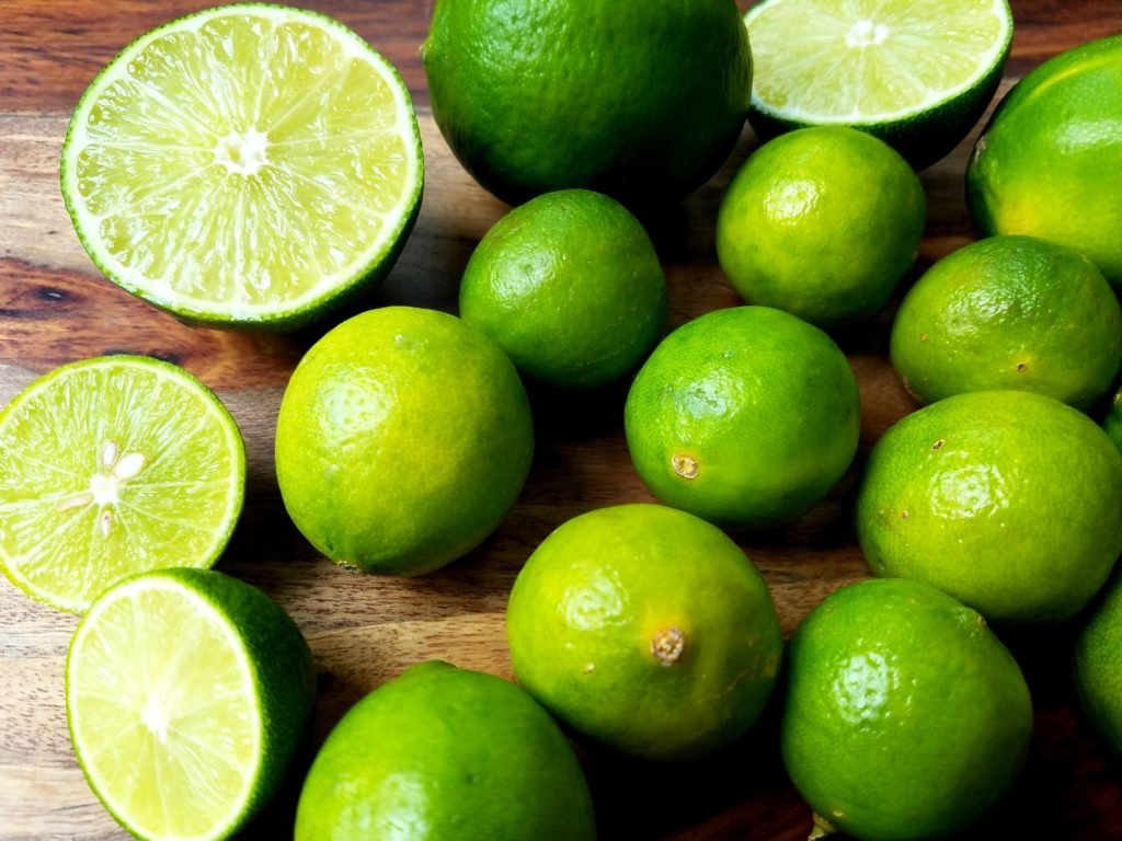 Key Limes vs Regular Limes