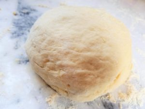Grilled Mexican Pizza Dough