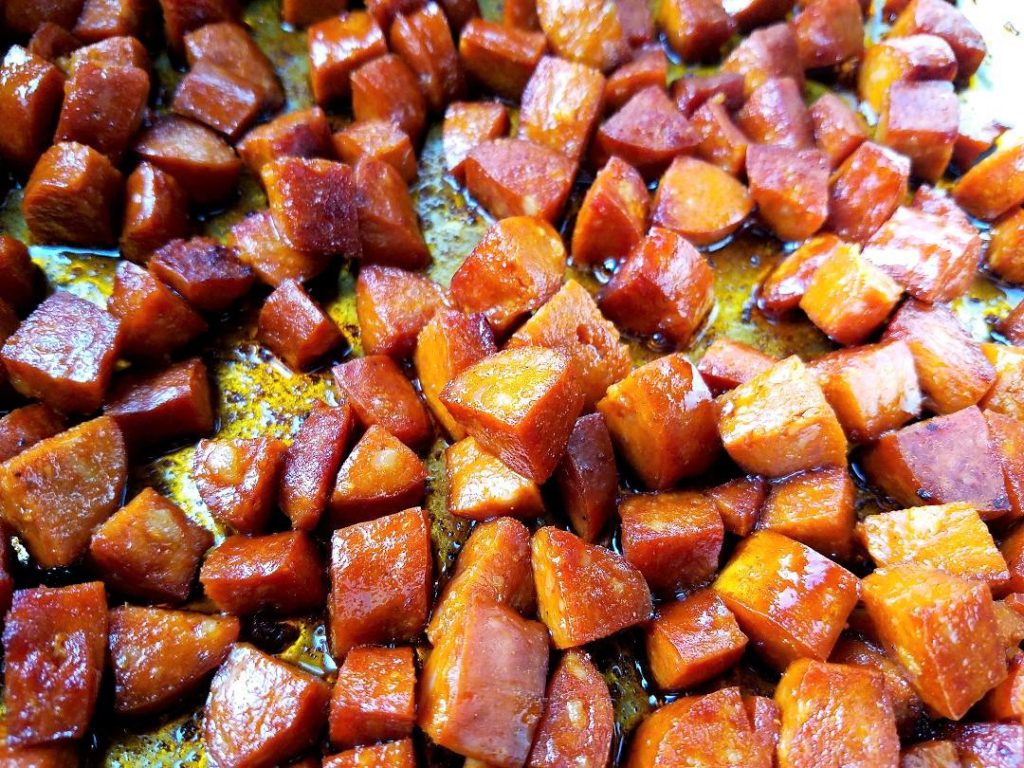 Chorizo Sizzling
