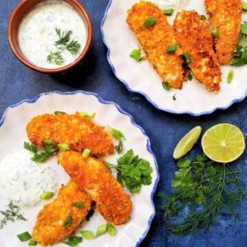 Sea Salt and Vinegar Chicken Tenders