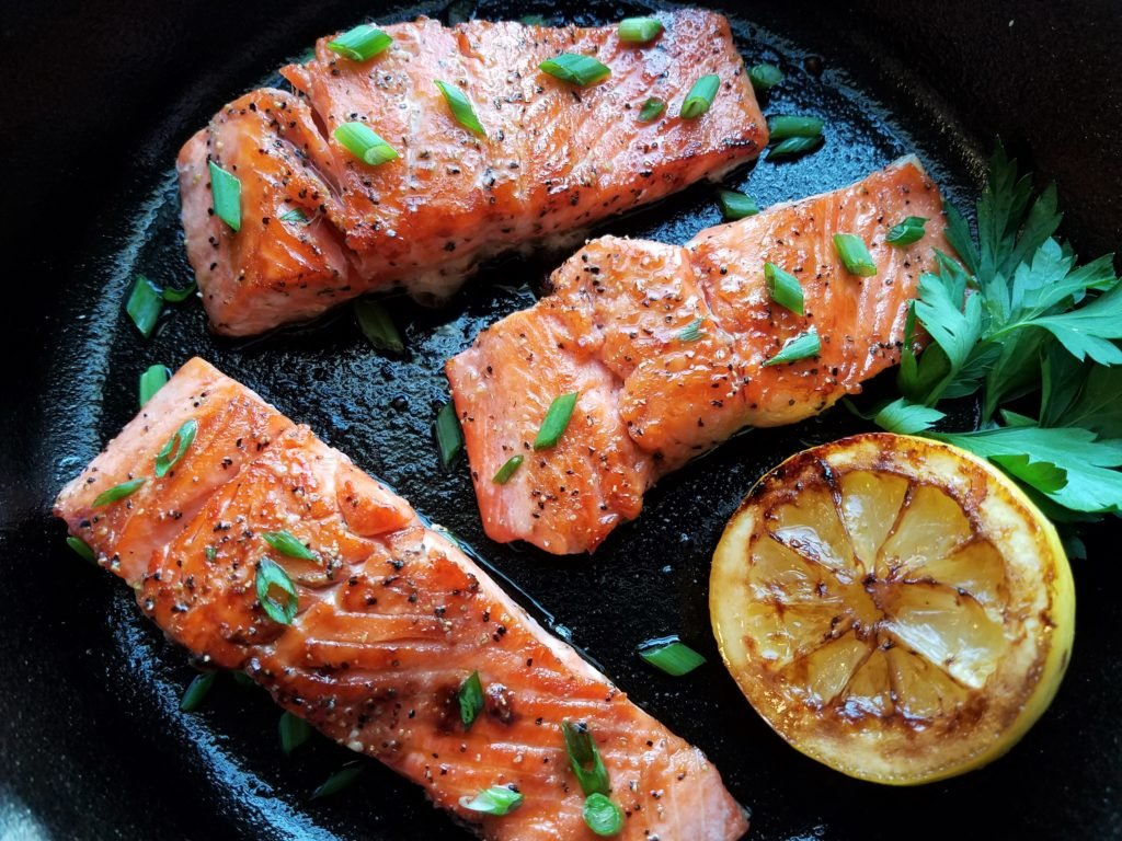 Caramelized Salmon   Give it Some Thyme