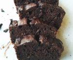 Mocha Chocolate Chip Banana Bread Sliced | giveitsomethyme.com