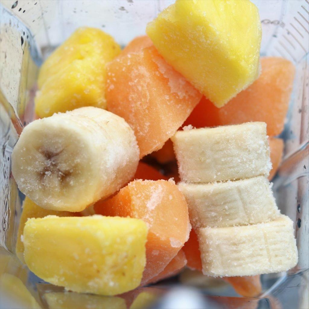 Sumo Smoothie Frozen Fruit in Blender