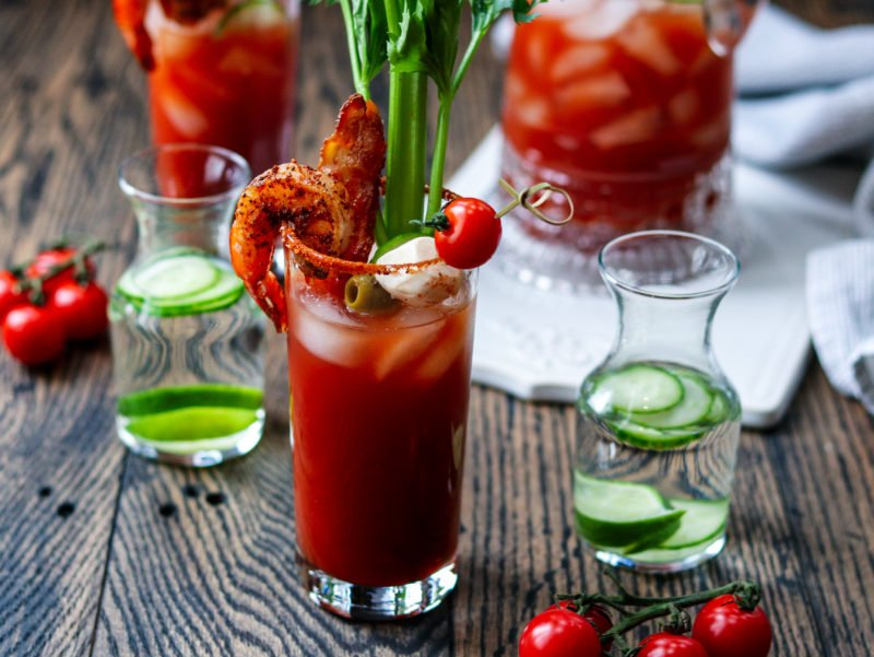 Image result for bloody mary cocktail