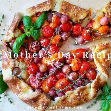 30 Mother's Day Recipes for Brunch & Dinner – a delicious collection of cocktails, appetizers, mains, sides, salads, all the way through to irresistible desserts to make all moms feel extra special this year.