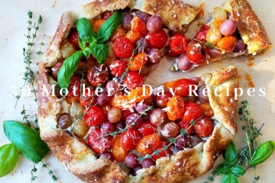 30 Mother's Day Recipes for Brunch & Dinner – a delicious collection of cocktails, appetizers, mains, sides, salads, all the way through to irresistible desserts to make all moms feel extra special this year. #mothersday #mothersdaybrunch #mothersdaydinner #mothersdaymenuideas #mothersdayrecipes #mothersdayluncheon #giveitsomethyme | giveitsomethyme.com