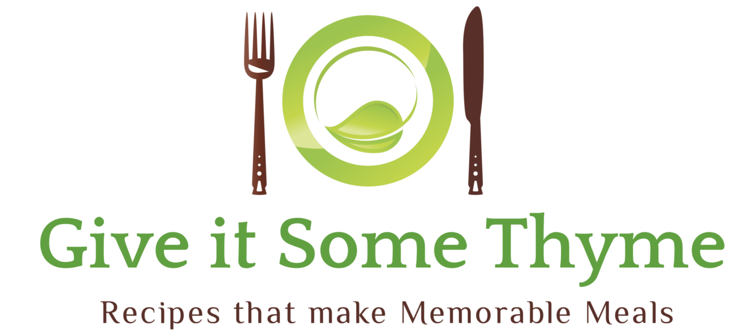 Give it Some Thyme logo